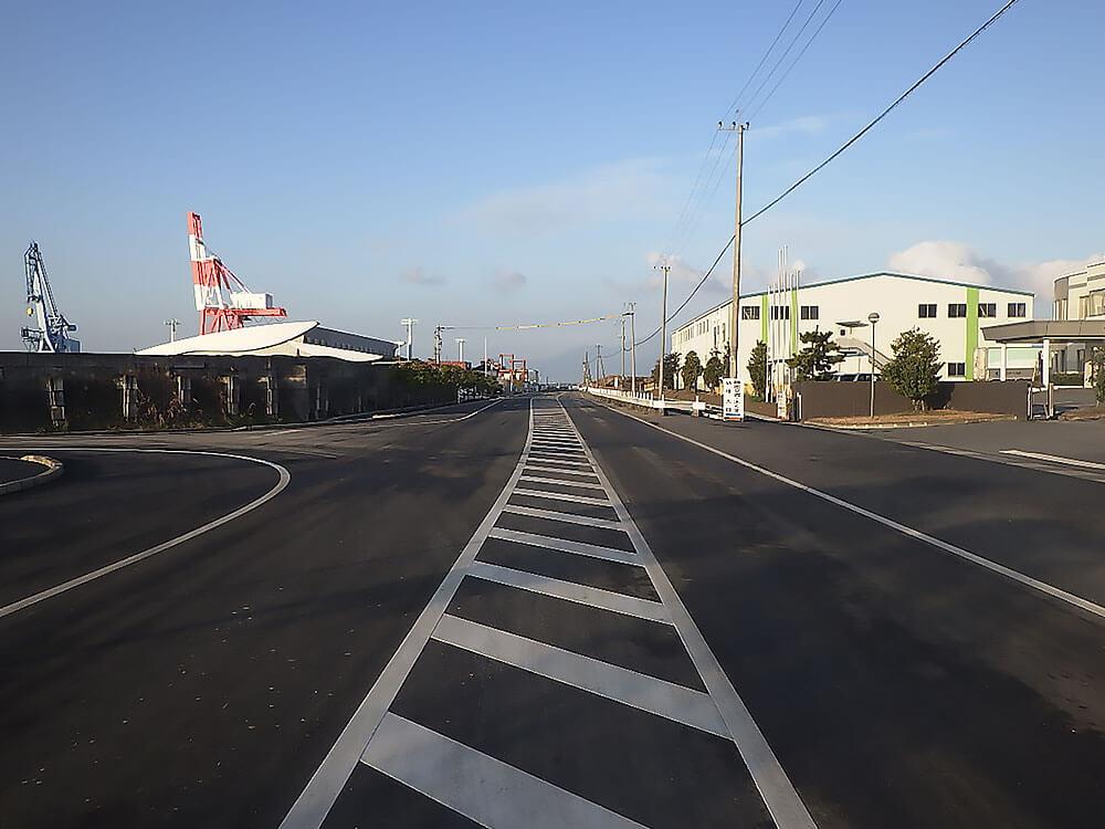 熊本港28年発生港湾災害復旧工事
