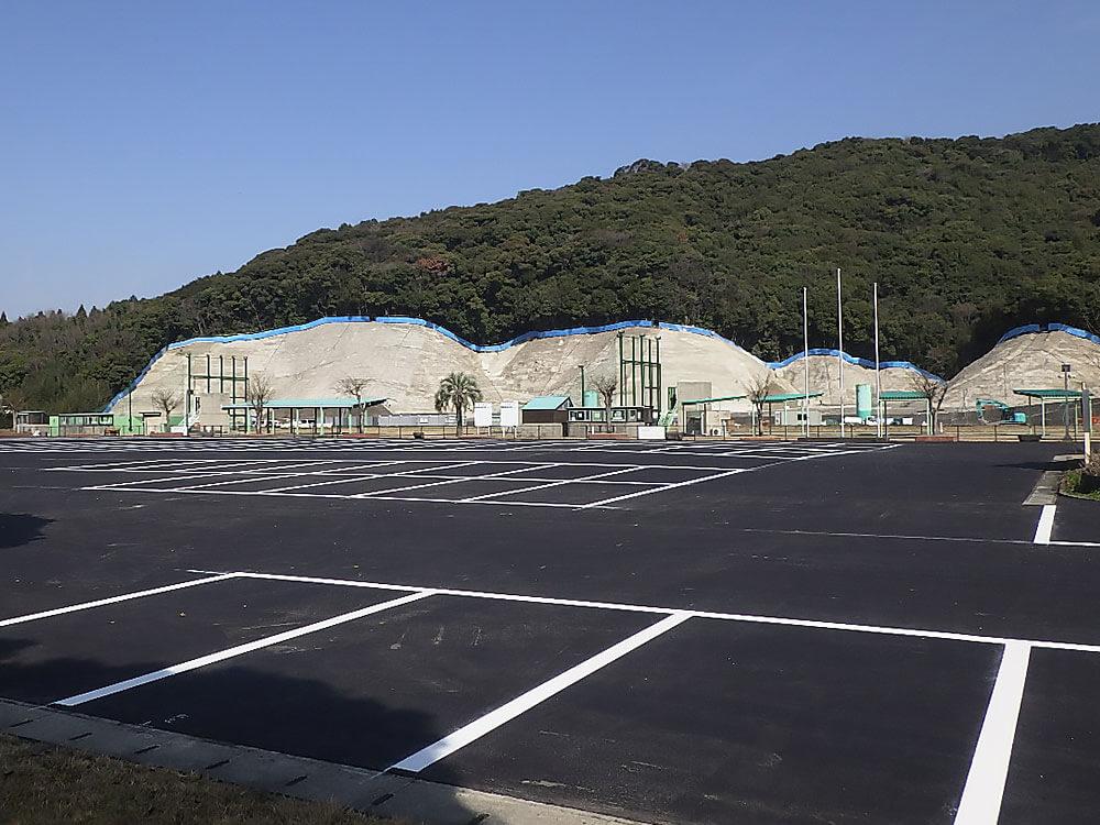 熊本県総合射撃場県営体育施設災害復旧工事